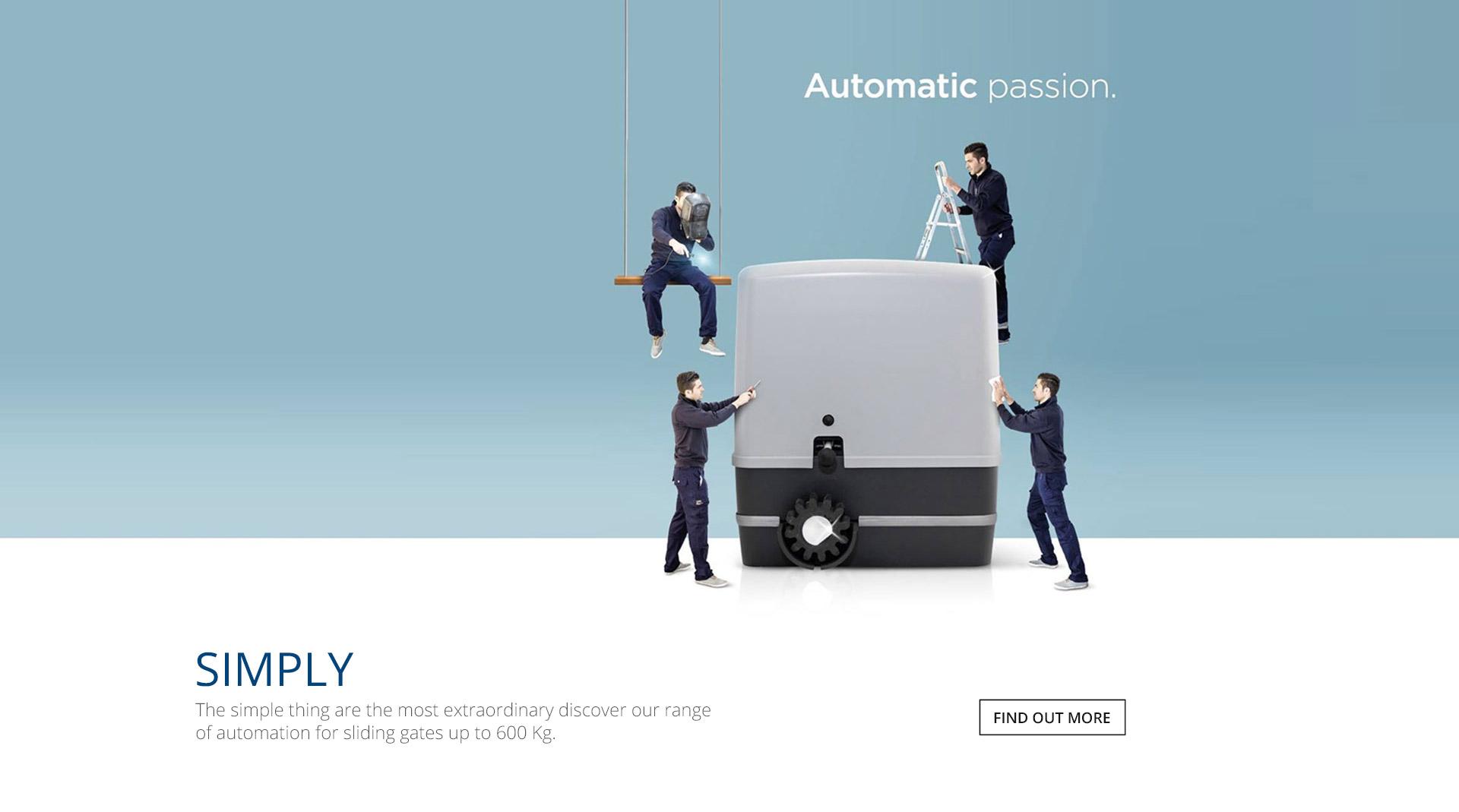 VDS Automation Swing Gates Sliding Gates Doors Counterweight Garage
