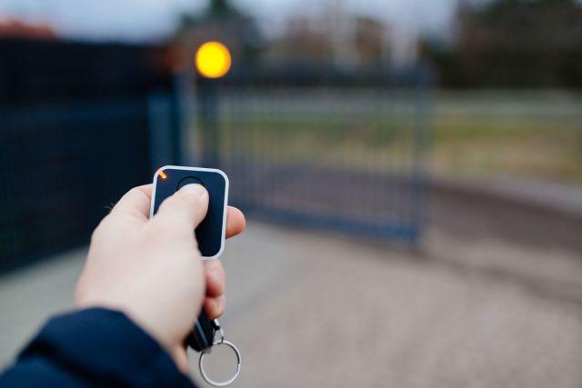 i vantaggi del cancello automatico