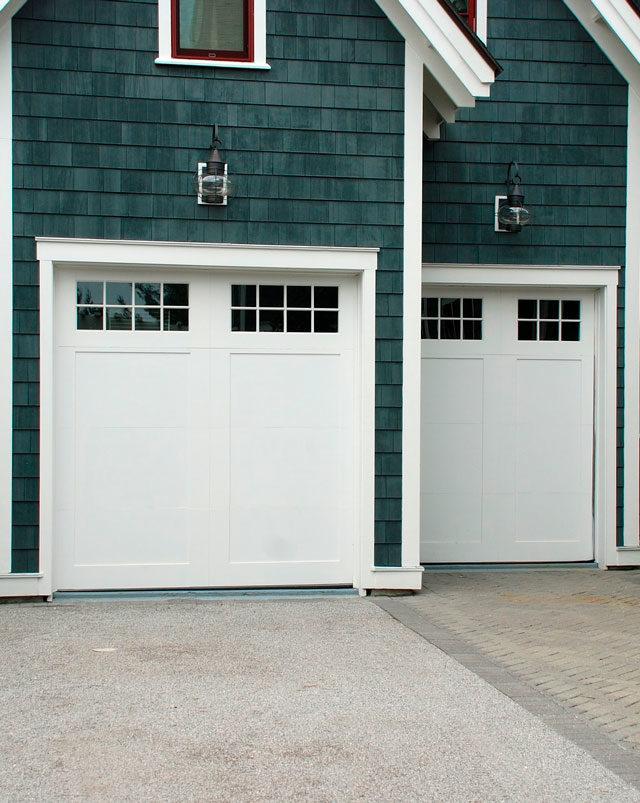 automazione porta garage