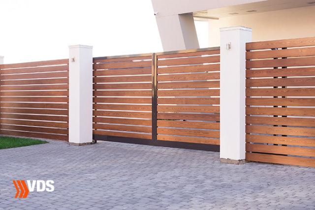 cancello automatico scorrevole